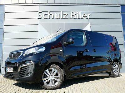 brugt Peugeot Traveller L2 2,0 BlueHDi VIP EAT8 177HK 8g Aut.