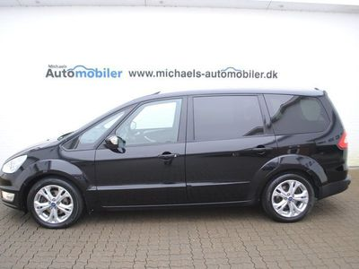 brugt Ford Galaxy · 2,0 TDCi 140 Collection aut. · 5 d¸rs