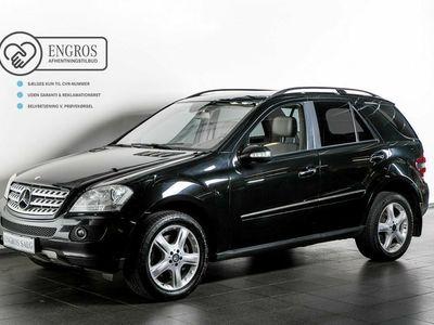 second-hand Mercedes ML320 3,0 CDi aut. 4-M Van