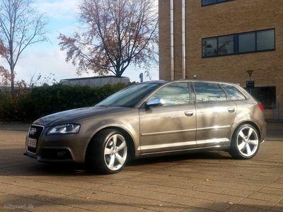 brugt Audi A3 Sportback 1,6 TDI DPF Attraction 105HK Stc