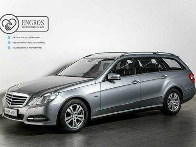 käytetty Mercedes E200 2 CDi Avantgarde stc. aut. BE