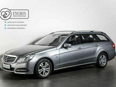 gebraucht Mercedes E200 2 CDi Avantgarde stc. aut. BE
