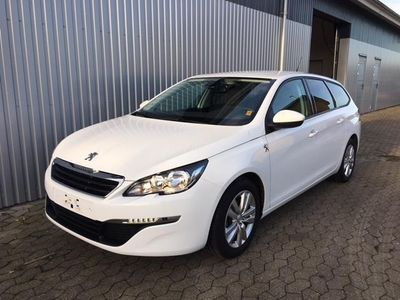 second-hand Peugeot 308 SW 1,2 e-THP Chili 110HK Stc