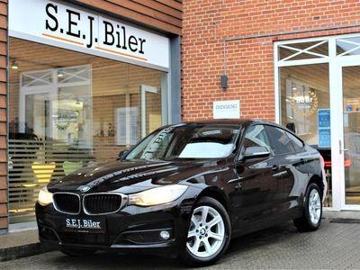 brugt BMW 320 Gran Turismo d 2,0 D 190HK 5d 6g A