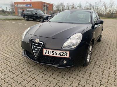 brugt Alfa Romeo Giulietta 2.0 JTDM 170 TCT