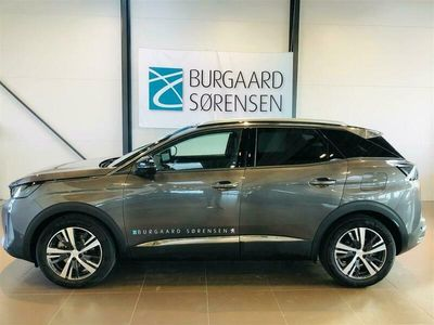 brugt Peugeot 3008 1,6 PureTech Plugin-hybrid Allure First Selection EAT8 225HK 5d 8g Aut.