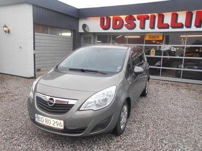 gebraucht Opel Meriva 1,3 CDTI DPF Cosmo 75HK