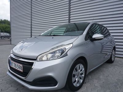 brugt Peugeot 208 1,5 BlueHDi Active+ 100HK 5d