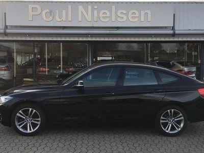 brugt BMW 320 Gran Turismo d 2,0 D Steptronic 190HK 5d 8g Aut.