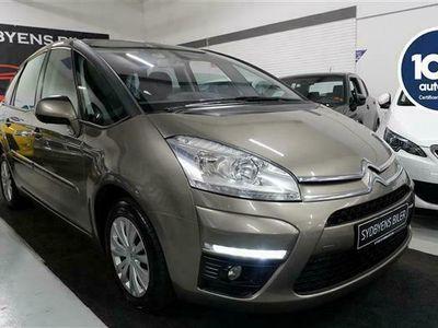 brugt Citroën C4 Picasso 1,6 HDI Seduction E6G 112HK 6g Aut.