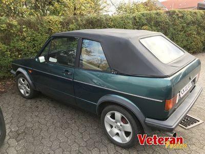 brugt VW Golf Cabriolet VW Golf Cabriolet