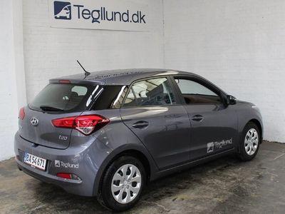brugt Hyundai i20 T-GDi 100 Life+