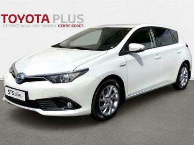 brugt Toyota Auris Hybrid 1,8 Hybrid Comfort 136HK 5d Aut.
