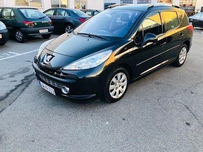 brugt Peugeot 207 1,6 VTi Premium SW aut.