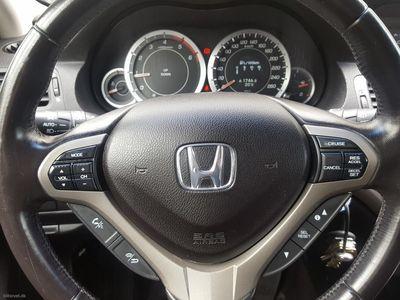 brugt Honda Accord 2,2 i-DTEC DPF Elegance 150HK Stc 6g