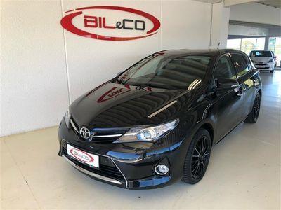 begagnad Toyota Auris 1,6 Valvematic T2+ 132HK 5d 6g