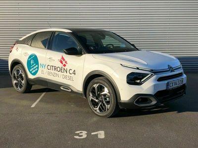 brugt Citroën C4 1,5 BlueHDi 130 Shine Sport EAT8