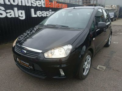 gebraucht Ford C-MAX 1,6 TDCi Titanium Collection