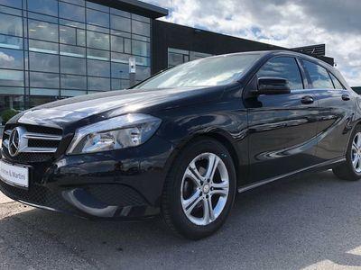 used Mercedes A180 1,5 CDI BlueEfficiency 109HK 5d 6g