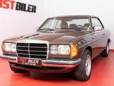 brugt Mercedes E230 2,3 aut.