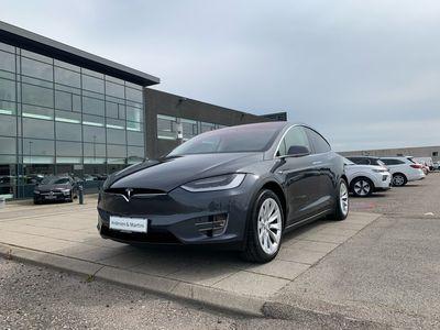 brugt Tesla Model X 90D el EL 4x4 525HK 5d Aut.