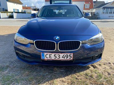 brugt BMW 320 3-Serie d Touring Steptronic