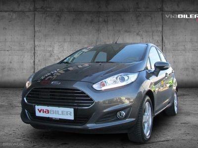 used Ford Fiesta 1,0 EcoBoost Titanium Start/Stop 140HK 5d