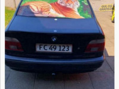 brugt BMW 528 i e39