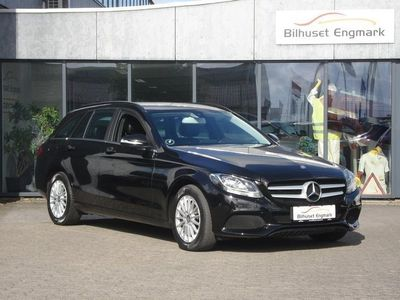 used Mercedes C220 2,2 BlueTEC st.car aut.
