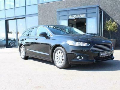 brugt Ford Mondeo 1,5 TDCi Trend 120HK Stc 6g