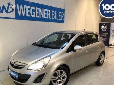 käytetty Opel Corsa 1,3 CDTI DPF Cosmo Edition 95HK 5d