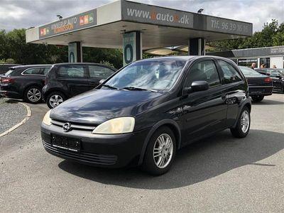 brugt Opel Corsa 1,2 Comfort 75HK 3d