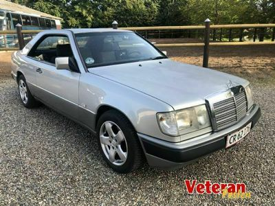brugt Mercedes 230 Coupe 124
