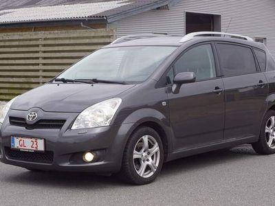 brugt Toyota Corolla Verso 2,2 D-4D DPF