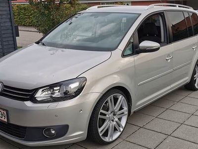 brugt VW Touran TDI AUT. 2,0