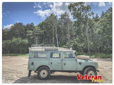 brugt Land Rover 3 stw