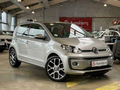 brugt VW up! 1,0 MPI Move 60HK 5d