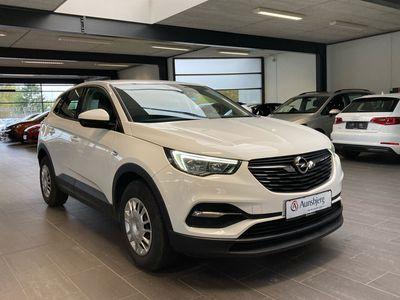 brugt Opel Grandland X 1,2 T Edition+ Start/Stop 130HK 5d 6g