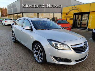 brugt Opel Insignia Sports Tourer 1,6 Ecoflex CDTI Edition Start/Stop 136HK Stc 6g