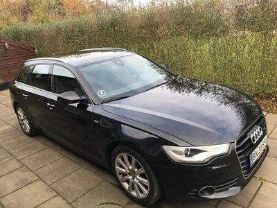 brugt Audi A6 3.0 204 HK S-Line