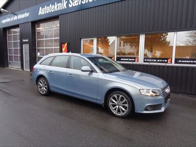 brugt Audi A4 Avant 2,0 TDI DPF 143HK Stc 6g