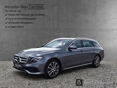 gebraucht Mercedes E350 3,0 Bluetec 9G-Tronic 258HK Stc 9g Aut.