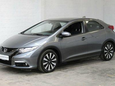 gebraucht Honda Civic 1,6 i-DTEC Sport