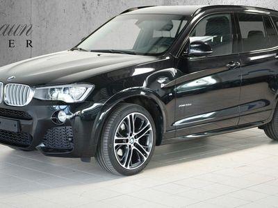 brugt BMW X3 35D X-Drive M-sport