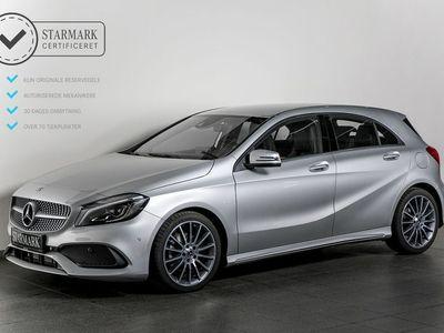 brugt Mercedes A200 d 2,2 Edition