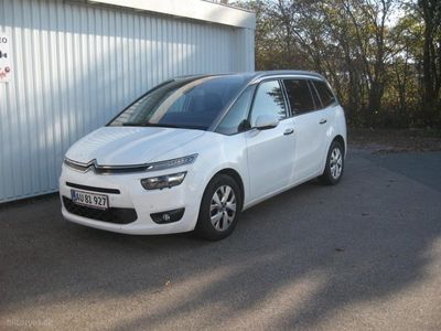 brugt Citroën Grand C4 Picasso 1,6 Blue HDi Intensive EAT6 start/stop 120HK 6g Aut.