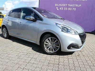 brugt Peugeot 208 1,2 e-THP Allure EAT6 110HK 5d 6g Aut.