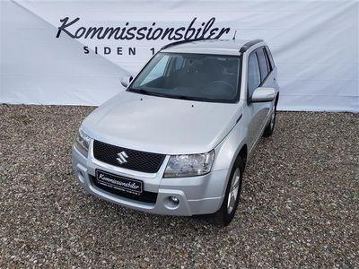 brugt Suzuki Grand Vitara 2,4 GLX 4x4 169HK Van