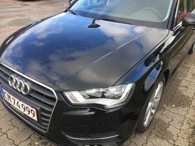 brugt Audi A3 Sportback 1.4 150 HK Ambition