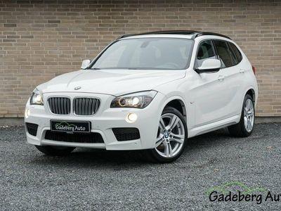 usado BMW X1 2,0 xDrive23d M-Sport aut.